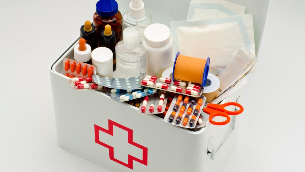Que lleva un botiquin de primeros auxilios - ISAF
