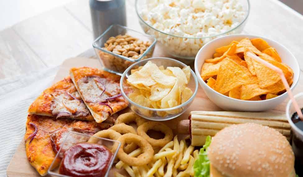 Comida rapida y actividad fisica - ISAF