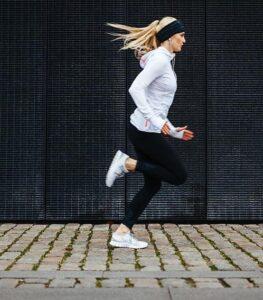 Correr en ayunas - ISAF