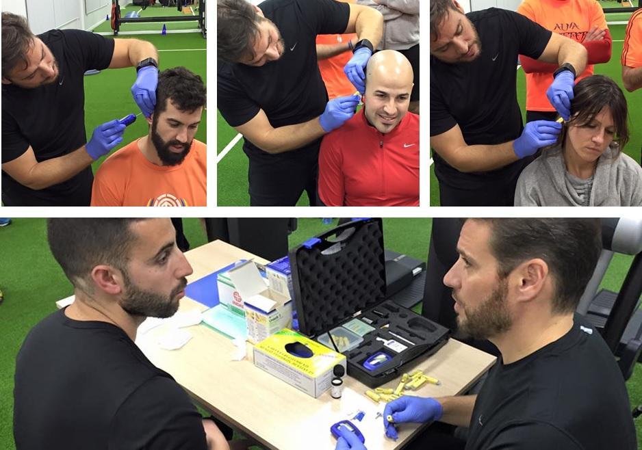 entrenamiento funcional americanao segun la intensidad - ISAF