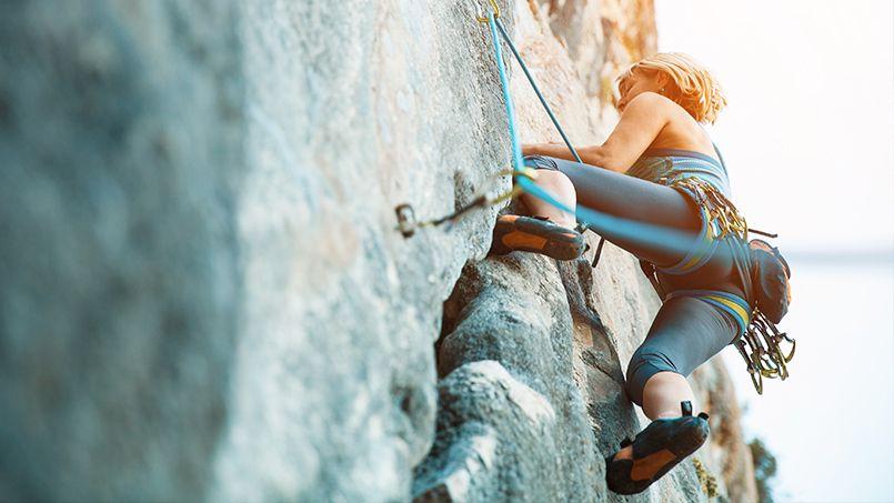 tecnicas de escalada - institutoisaf