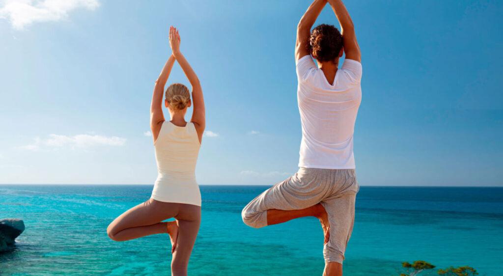 Instructor Profesional de Yoga + Monitor de Yoga Evolution