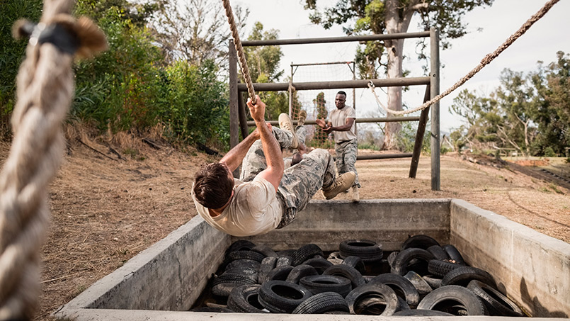 entrenamiento funcional boot camp interna - isaf