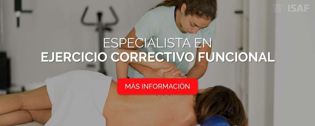 curso ejercicio correctivo
