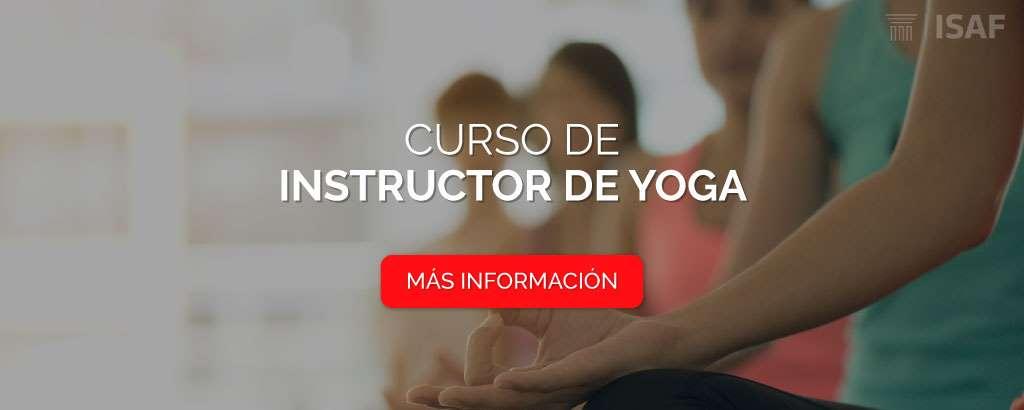 Curso Instructor de Yoga