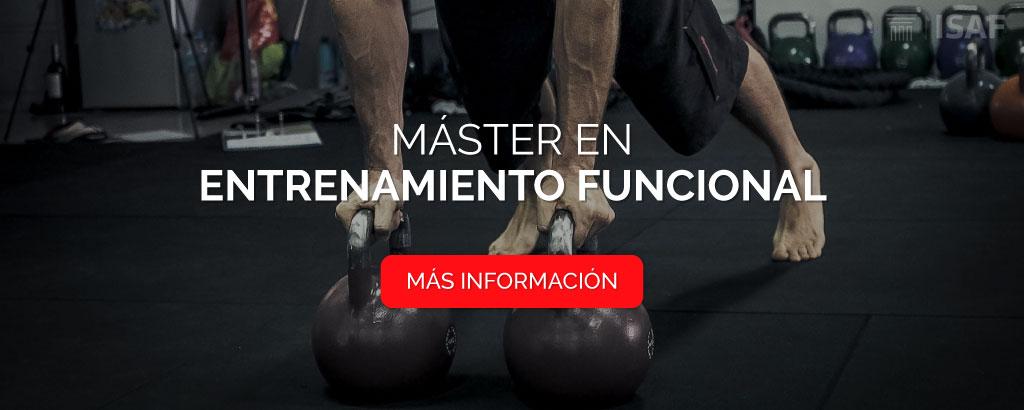 master entrenamiento funcional