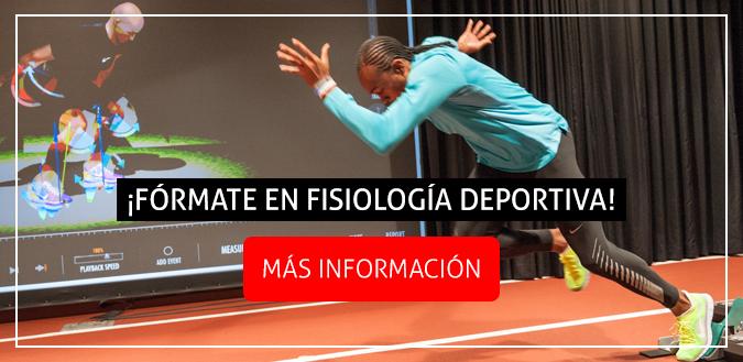 Fórmate en Fisiología Deportiva