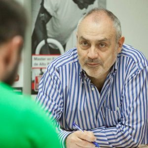 FERNANDO CALVO - Profesor Instituto Isaf