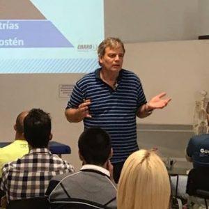 Horacio Anselmi - Profesor instituto isaf