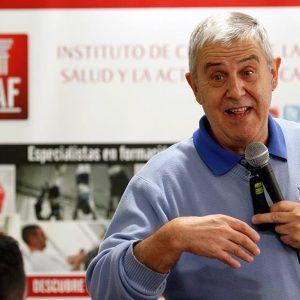 Juan Carlos Mazza - Profesor Instituto Isaf